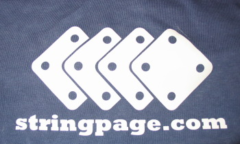 Stringpage shirt
