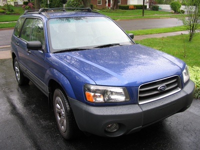 My Forester