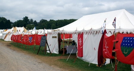 Aethelmearc Royal, Pennsic 2010