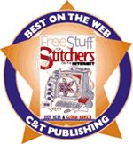Free Stuff for Stitchers on the Internet